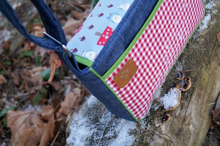 Makerist - Wonderbag Liebedinge - Nähprojekte - 2