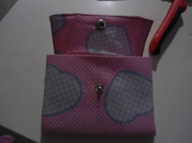 Makerist - Kleines Portemonnaie - Nähprojekte - 1