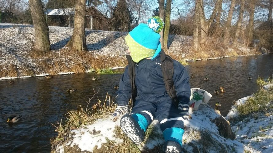 Makerist - Wintermütze für meinen Sohn - Nähprojekte - 1