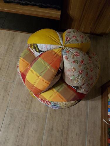 Makerist - Ball - Patchwork-Projekte - 3
