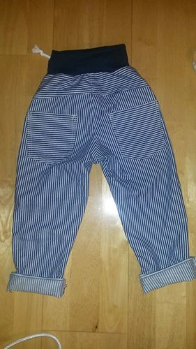 Makerist - Jeans Gr. 104 für meinen Sohn - Nähprojekte - 2