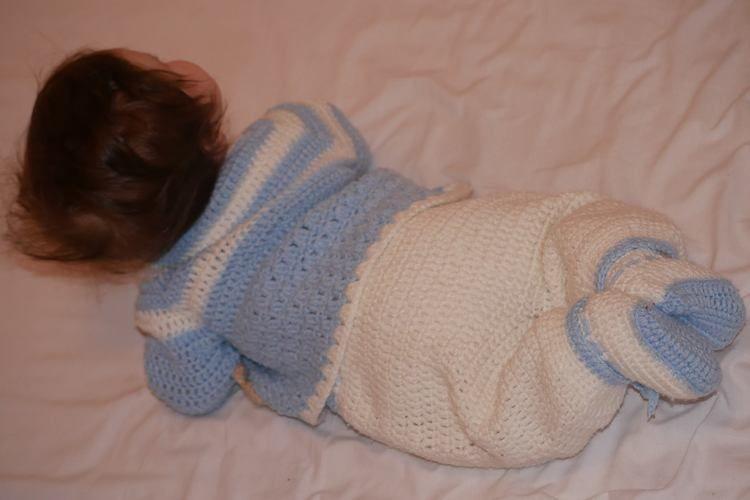 Makerist - Ensemble au crochet pour bébé  - Créations de crochet - 2
