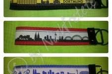 Makerist - Schlüsselbänder mit Skyline - 1