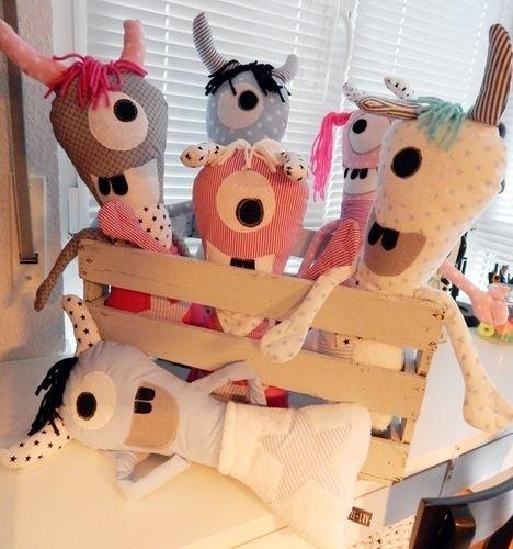 Makerist - Knautschis - Nähprojekte - 1