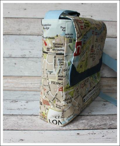 Makerist - London Tasche - Nähprojekte - 3