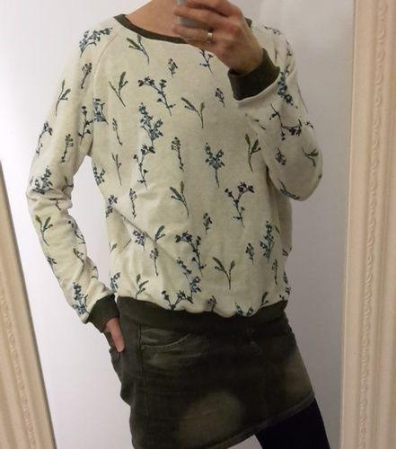 Makerist - Raglansweater Frau Mona - Nähprojekte - 1