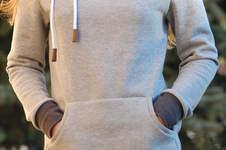 Makerist - BärlinerHoodie genäht von nähbäerlina - 1