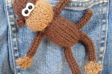 Makerist - Pocket Monkey - 1