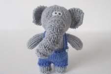 Makerist - Bobby the Elephant - 1