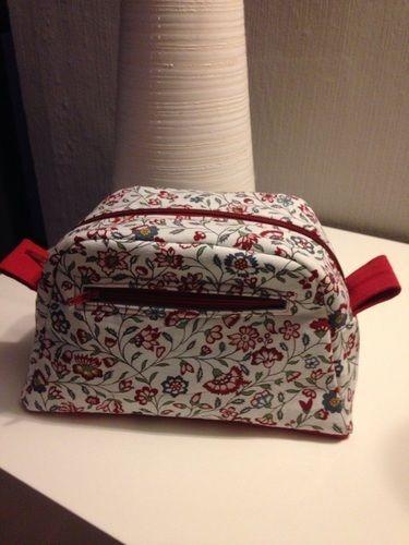 Makerist - MiLa Beauty Bag von Lene Mene Muh - Nähprojekte - 1