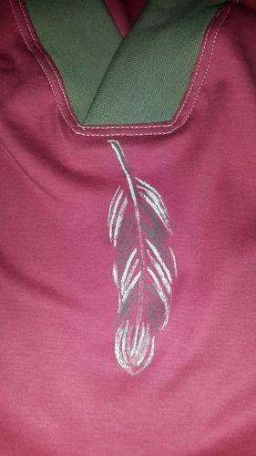 Makerist - Co-Z Dress aus Jersey für mich! Federkleid ;-)) - Nähprojekte - 2