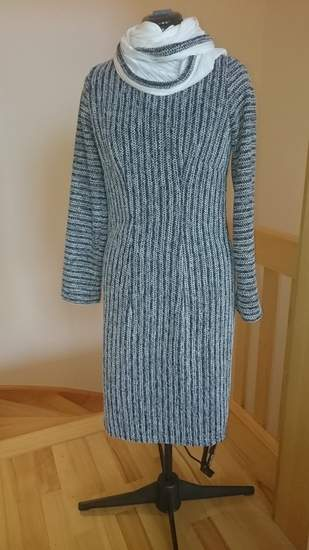 Makerist - Winterkleid aus Strech Bouclé - 1