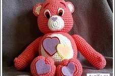 Makerist - Un Bisounours d'Amour pour la Saint Valentin - 1