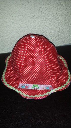 Makerist - Sommerhut für Mädchen - Nähprojekte - 1