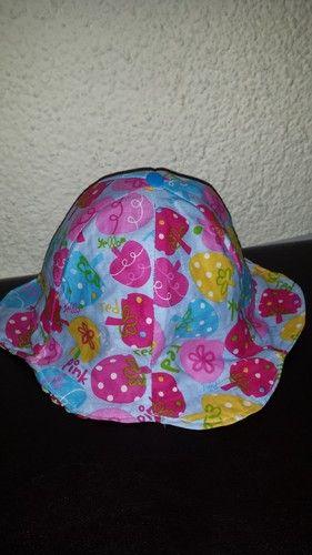 Makerist - Sommerhut für Mädchen - Nähprojekte - 2