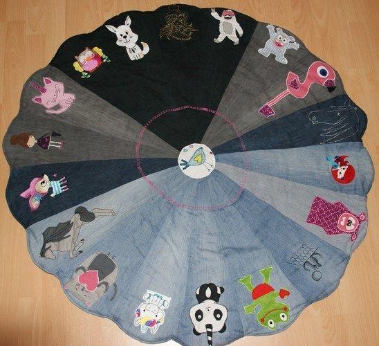 Makerist - Ein Teppich für mein Kind - Nähprojekte - 1