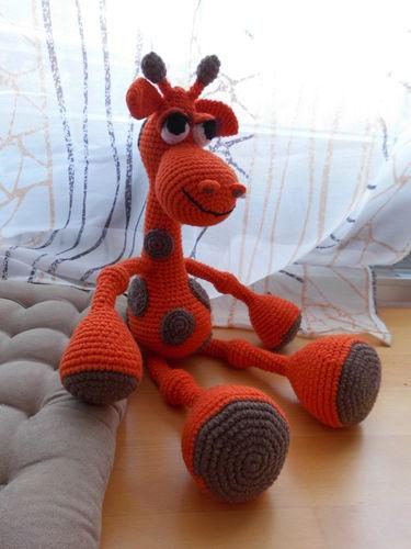 Makerist - Giraffa Giraffa von Schreber (-garten) ;-) - Häkelprojekte - 3