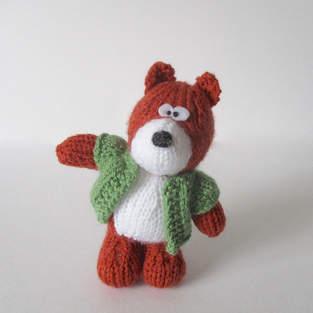 Makerist - Robbie the Fox - 1