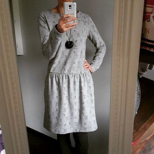 Makerist - Frau Jette aus Jersey in S - Nähprojekte - 1