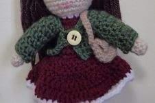 Makerist - Janice the January Doll - 1