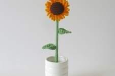 Makerist - Sunflower - 1