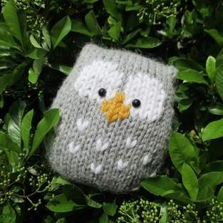 Makerist - Stuffy Owl - 1