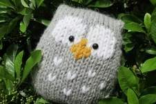 Makerist - Stuffy Owl - 1