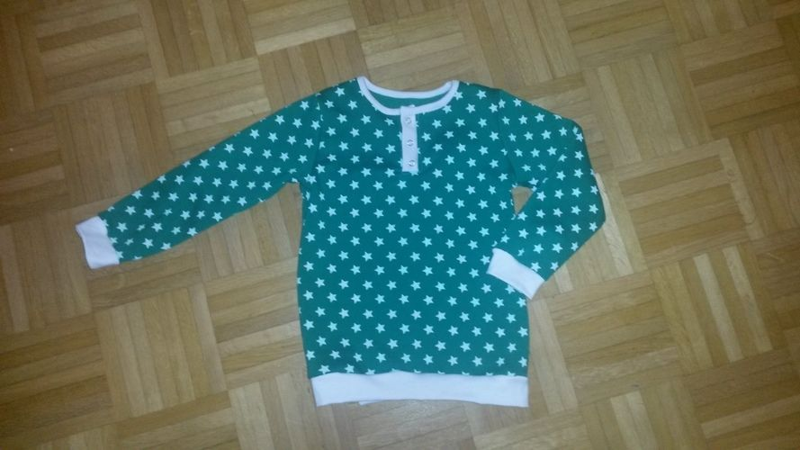 Makerist - Sweatshirt für einen Dreijährigen  - Nähprojekte - 1