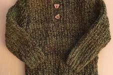Makerist - Pullover mit Teddyknöpfen - 1