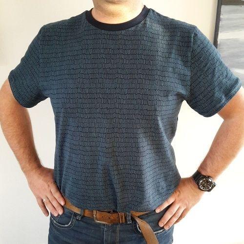 Makerist - Man kann nie genug T-Shirts haben ... Shirt Rio - Nähprojekte - 1