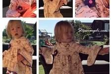 Makerist - Valessia von Schnittgeflüster aus Jersey für das Tochterkind - 1
