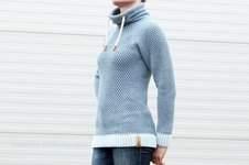 "Makerist - Hoodie ""Jeans"" - 1"