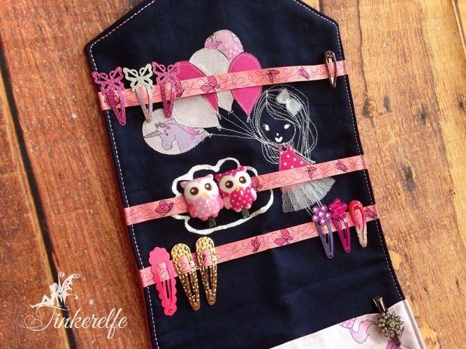 Makerist - Haarspangenetui für kleine Prinzessinnen - Nähprojekte - 2