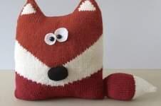 Makerist - Fox Cushion - 1