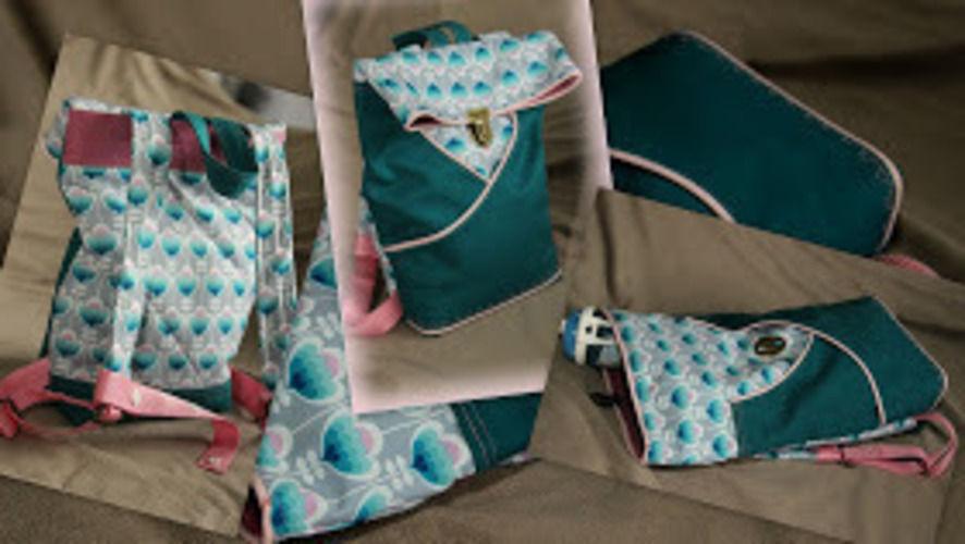 Makerist - Kindergartentasche von Fr.Scheiner - Nähprojekte - 1