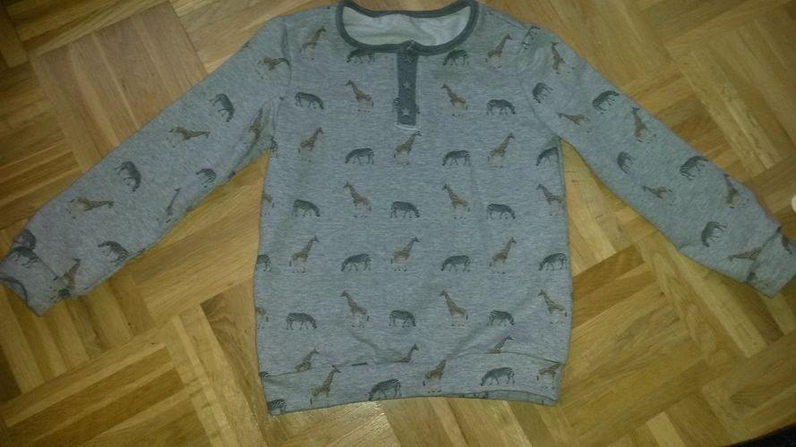 Makerist - Zoosweatshirt für meinen Sohn - Nähprojekte - 1