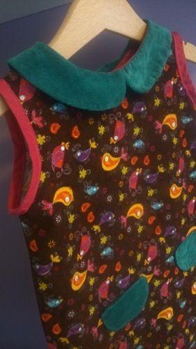 Makerist - robe oiseaux - Créations de couture - 1
