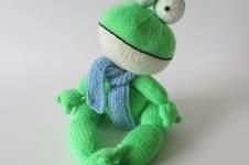Makerist - Felix the Frog - 1
