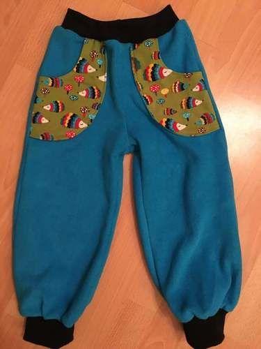 Makerist - Pumphose mit aufgesetzen Taschen - Nähprojekte - 1