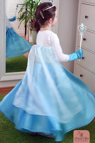 Makerist - Prinzessinnen-Kostüm - Nähprojekte - 1