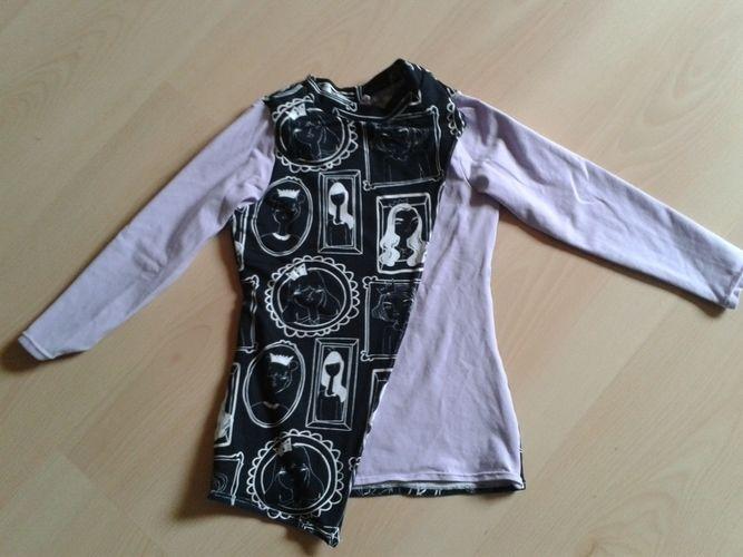 Makerist - Shirt Artemia aus Jersey Gr. 98 - Nähprojekte - 1