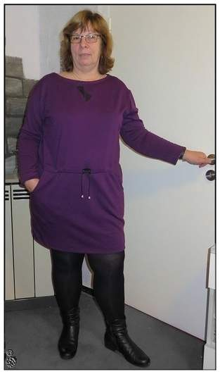Makerist - Sweat-Kleid - 1