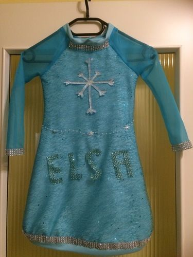 Makerist - Ein Kleid ( die Eiskönigin) für meine Zwillingstöchter - Nähprojekte - 1