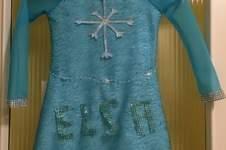 Makerist - Ein Kleid ( die Eiskönigin) für meine Zwillingstöchter - 1