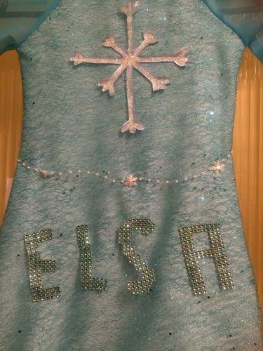 Makerist - Ein Kleid ( die Eiskönigin) für meine Zwillingstöchter - Nähprojekte - 2