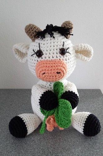 Makerist - die kleine Kuh Elsa - Häkelprojekte - 1