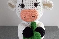 Makerist - die kleine Kuh Elsa - 1