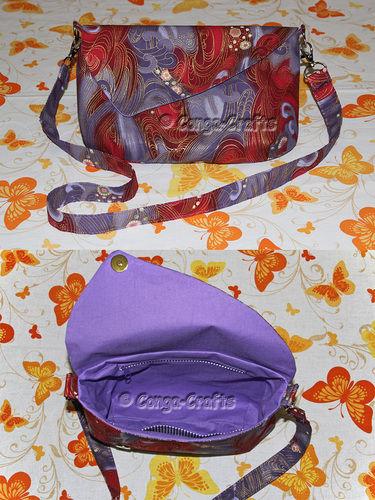 Makerist - DIY - Handtasche Hetty nähen - nach Schnitt vom vorhergehenden Video - Nähprojekte - 1