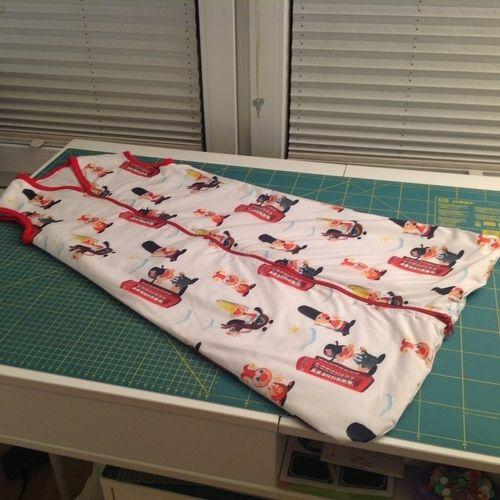 Makerist - Schlafsack für mein Enkelkind - Nähprojekte - 2