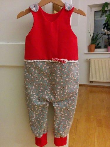 Makerist - Strampler aus Jersey für Vera - Nähprojekte - 1